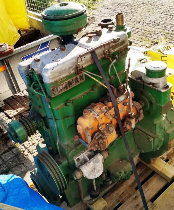 dorman 3LB engine 001