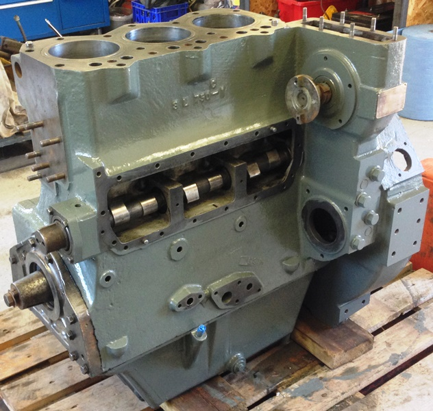 dorman 3LB engine 010