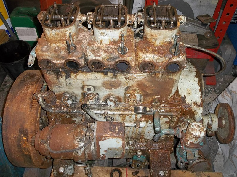 gardner 3l2 engine 002