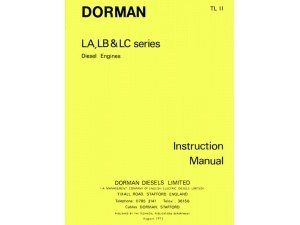 LA, LB, LBT, LC & LCT Instruction Manual