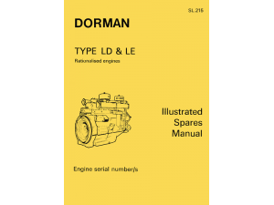 dorman_ld__le_series_part_manual