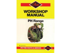 PH & PHW Workshop Manual